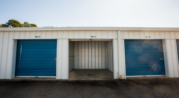 Drive Up Storage Units in Hartsville, SC