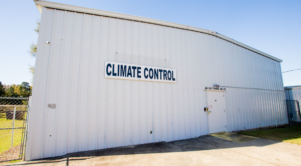 Climate Controlled Storage Units in Hartsville, SC