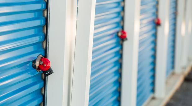Secure Storage Units in Hartsville, SC
