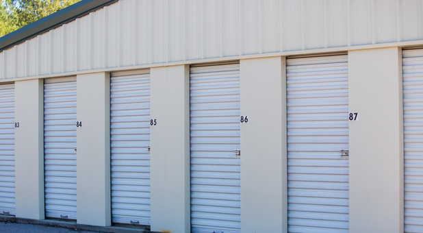 Small Outdoor Storage Units in Camden, SC