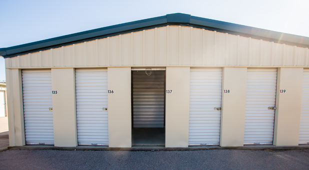 Clean and Spacious Outdoor Storage Units in Camden, SC