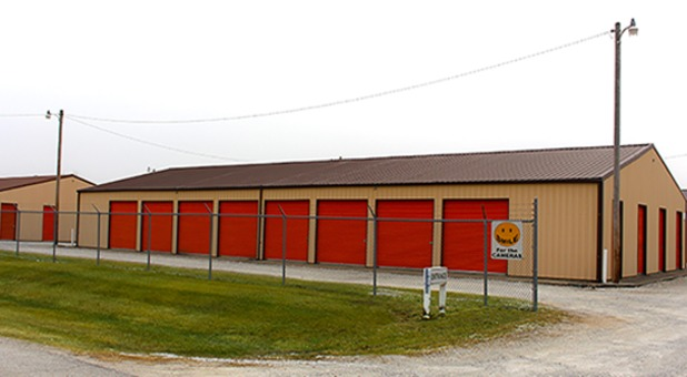 Sure Self Storage in Wheatfield, IN