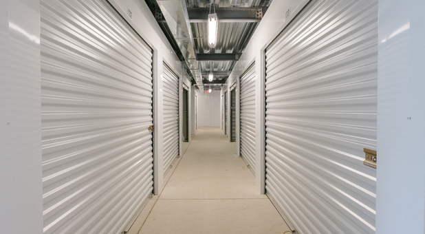 Wide Hallways for Easy Access to Your Storage Unit