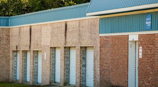 Drive Up Storage Units in Camden, SC