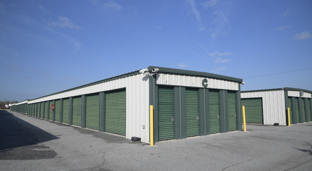 Storage Units with 24/7 Video Surveillance