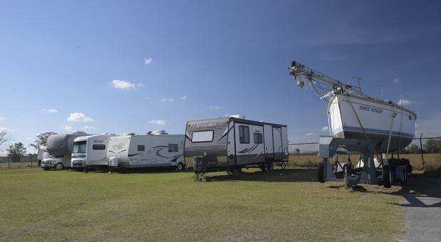 Open Surface RV, Boat, Vehicle Parking in Valdosta, GA