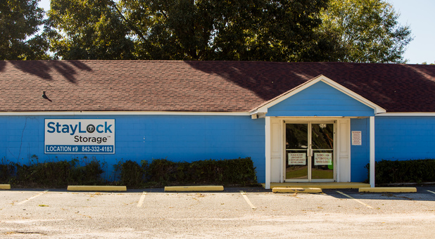 StayLock Storage - Hartsville, SC Location #9 642 Poole St