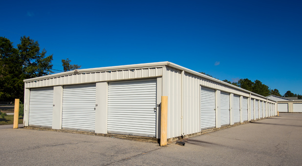 Drive up Units in Camden, SC