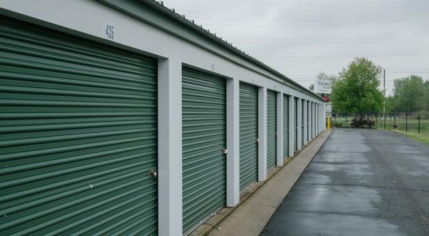 Self Storage in Muncie, IN