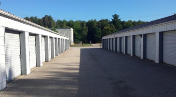 Drive Up Storage Units Michigan City, IN 46360