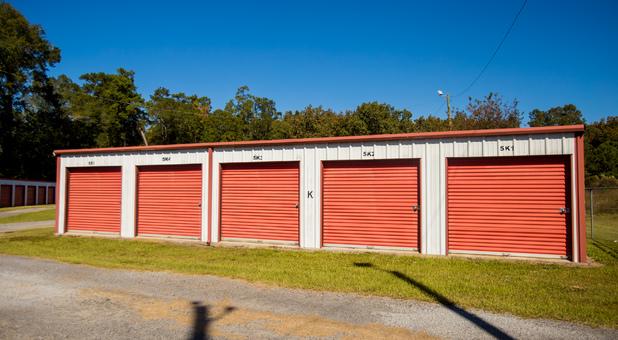 Hartsville, SC Storage Units