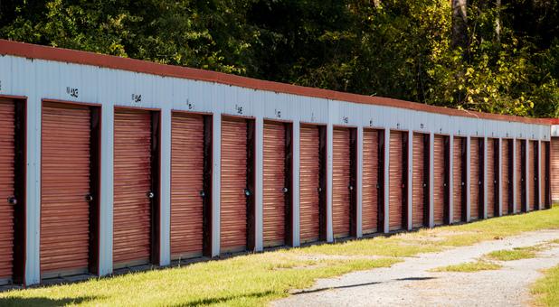 Self Storage in Hartsville, SC