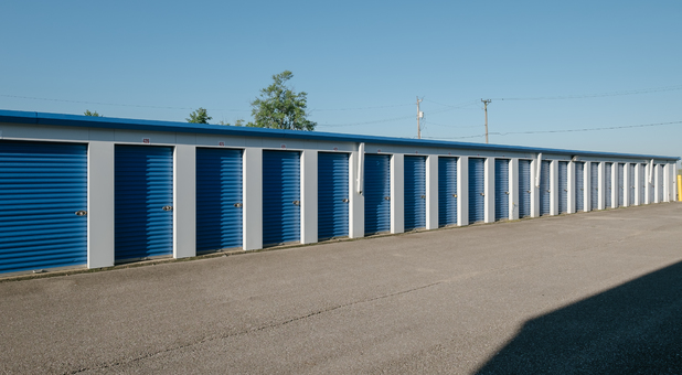 Outdoor, Drive Up Units in Frankfort, IN