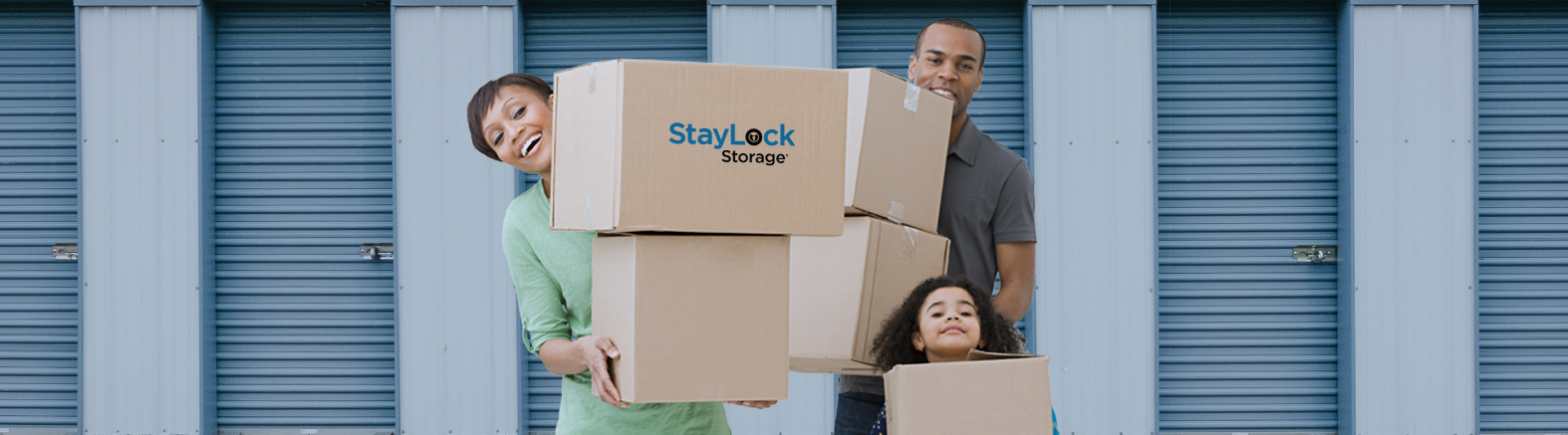 Staylock Storage Family