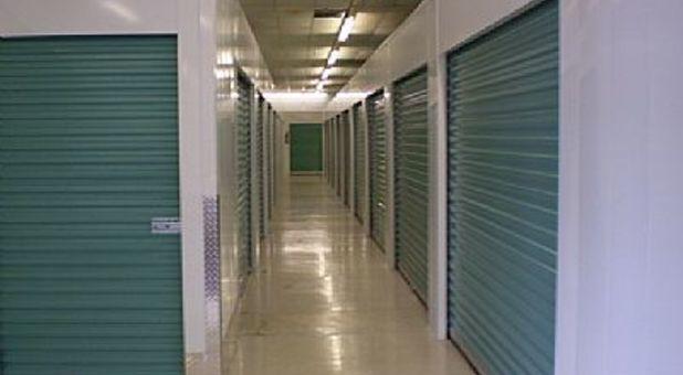 Roll Up Indoor Storage