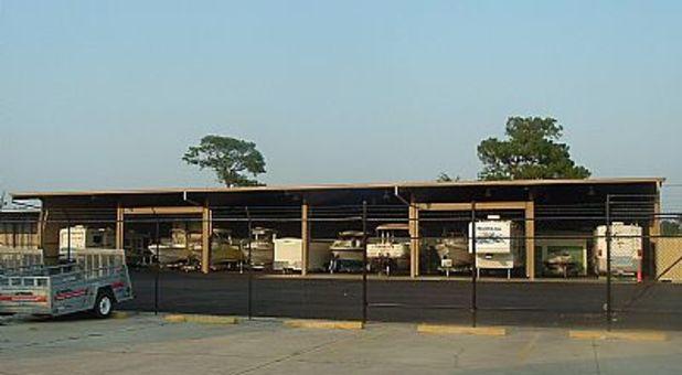 Car, Boat, RV Storage