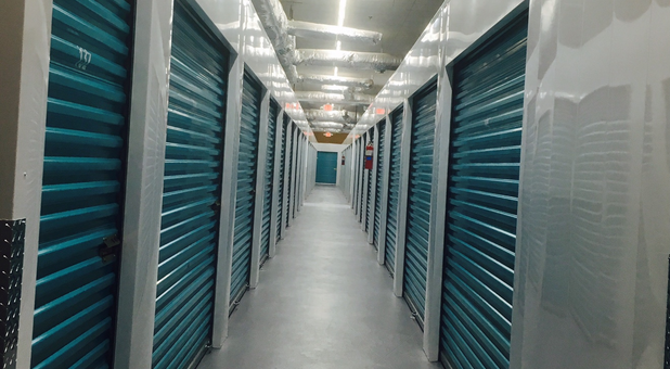 60K Sq Ft of Climate Control  Storage
