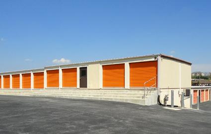 Ground level units