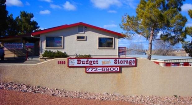 Affordable Self Storage In Prescott Valley Az 86214