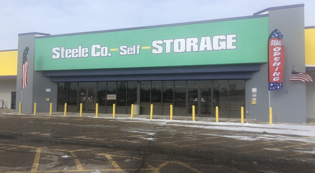 Storage Units In Owatonna Mn 55060 Steele County Self