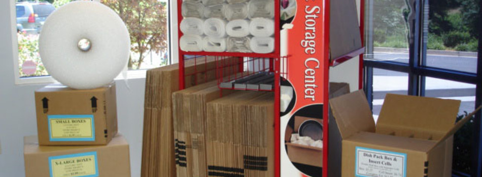 Store Smart Self Storage Boxes and Supplies