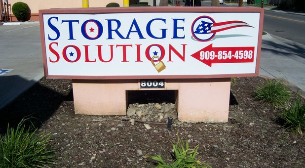 Make Storage Solution your solution for storage.
