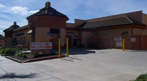 Fontana, California best storage solution.