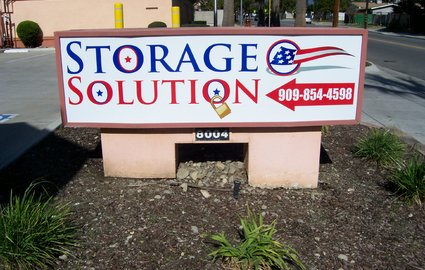 Storage Solution is ready to help you store.