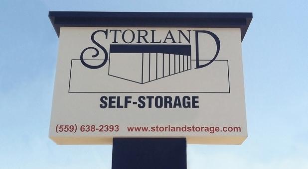 Reedley, CA Storage 1