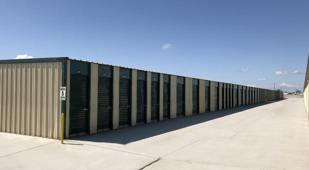 Delano, CA Storage 3