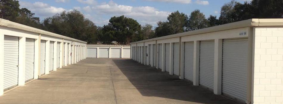 Easy Access Self Storage Units in Orange City, FL