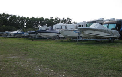 RV, Boat, and Vehicle Parking
