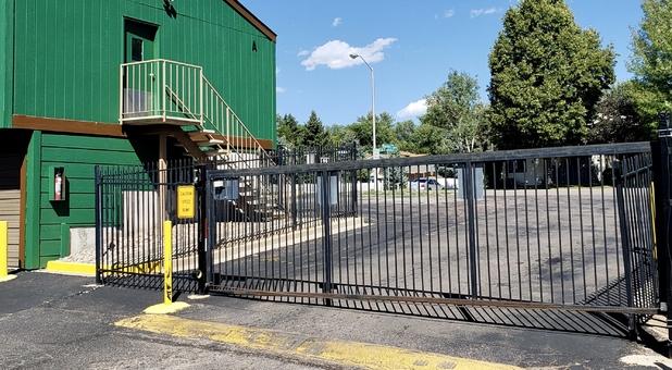 Secure Entrances