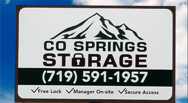 CO Springs Self Storage