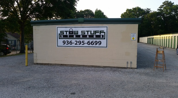 Self Storage in Huntsville. TX
