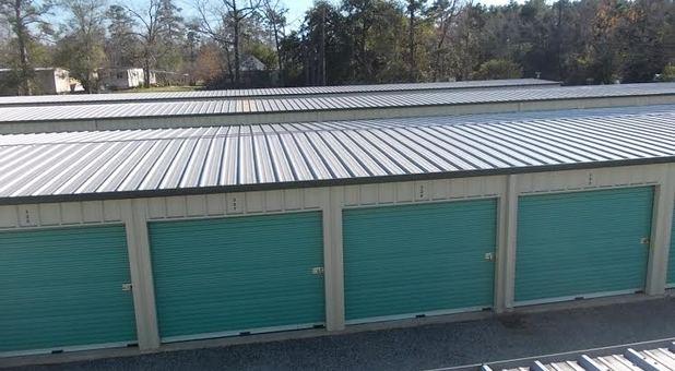 Huntsville, TX storage units