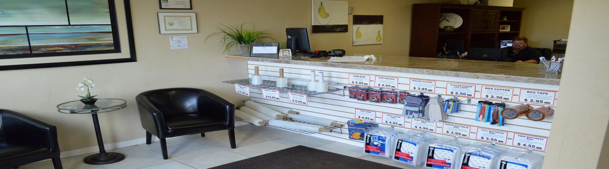 Charmant Affordable Self Storage In Salt Lake City!