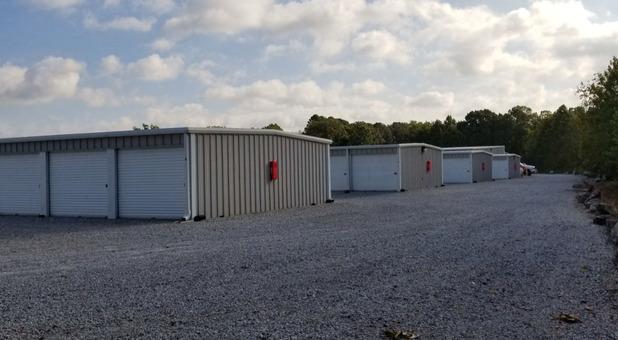 Fenced  & Gated Self Storage Facility