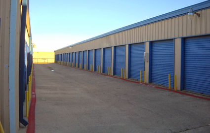 Arlington TX Self Storage