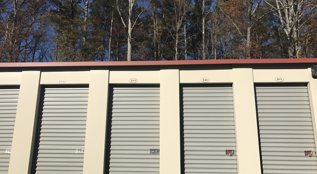 Small Drive Up Storage Units