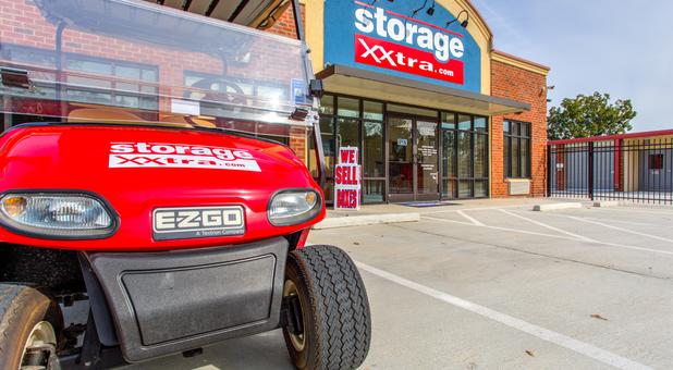 Tyrone and Fairburn Ga newest self storage facility