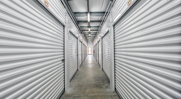 Indoor Storage with climate units