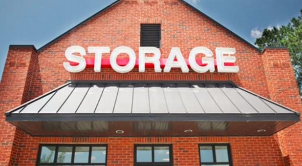 Storage units in Stockbridge