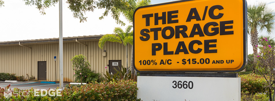 self-storage business