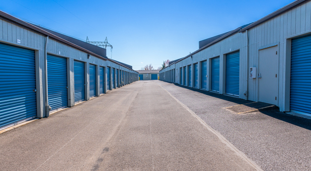 Surveillance Monitored Outdoor Storage Units