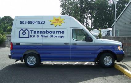 Loaner Van
