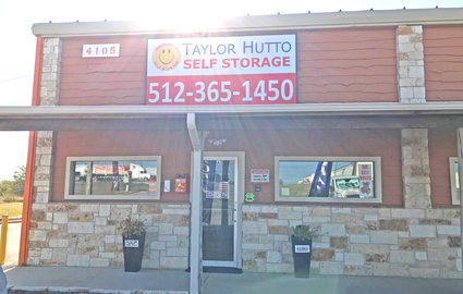 Taylor Hutto Self Storage Main Office