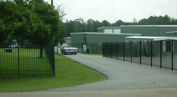 Gated Self Storage in Hattiesburg, MS