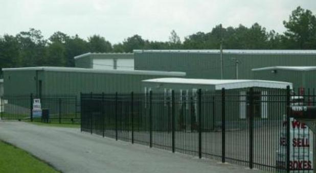 Storage Units Available Near Hattiesburg, MS