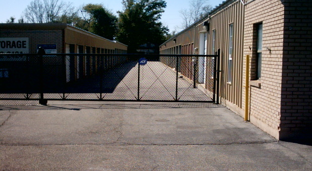 Gated Self Storage in Gulfport, MS